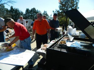 Richburg Masonic Lodge cooks for scholarship fund
