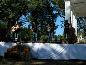 The Hinson Girls Band